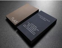 Porta Business Card DIY Template MSWord