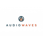 AudioWaves logo