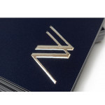Business Cards Raised Foil Gold | Silver on Velvet (250) $330